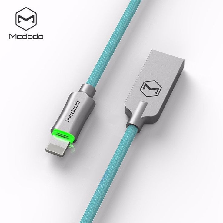 The New Way To Charge. Minimally Designed iPhone Charger That Prevents Overcharging With Smart IC Technology. Nylon Braided Cord For More Durability And More.