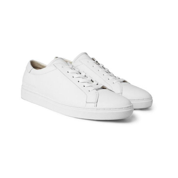 Shop men's sneakers at MR PORTER, the men's style destination. Find this  Pin and more on trend: white tennis shoes ...