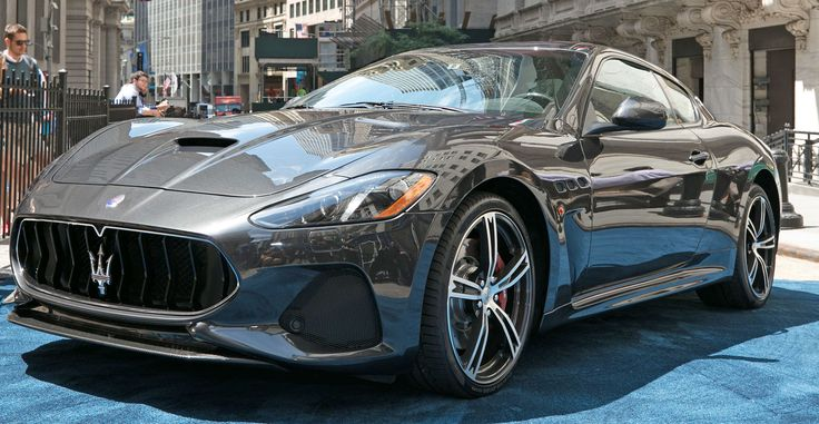 Maserati GranTurismo MY18