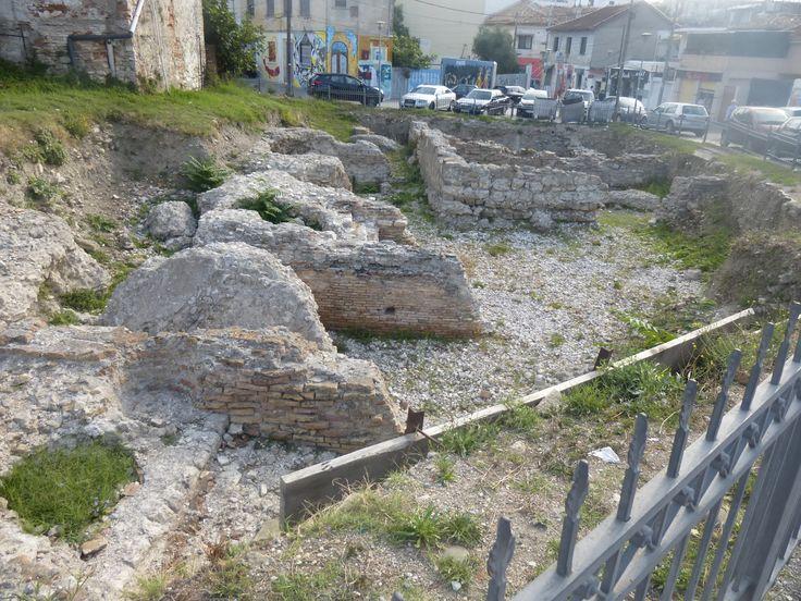 #Durazzo anfiteatro romano