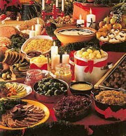 Julbord - kerstbuffet