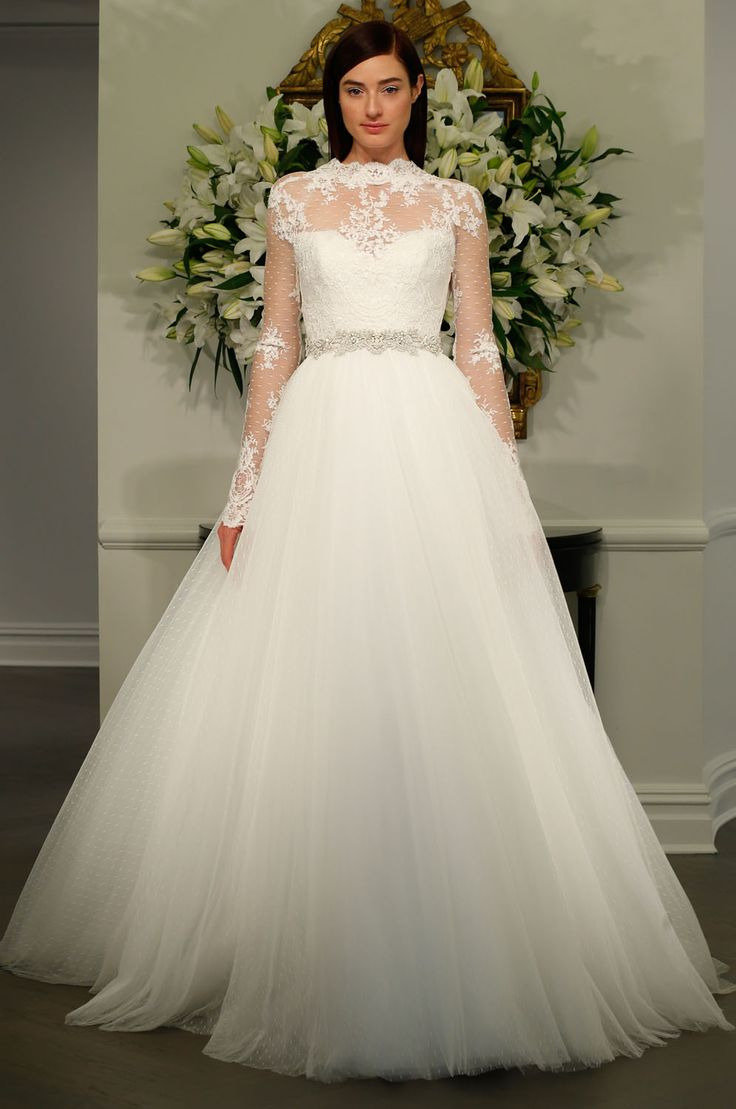 Audrey Hepburn Inspired Wedding Dress at Exclusive Wedding ...