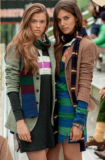 Preppy Preppy Girl And Preppy Fashion On Pinterest