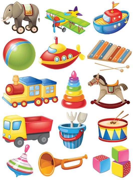 Grafika átlátszó háttérrel - Toys