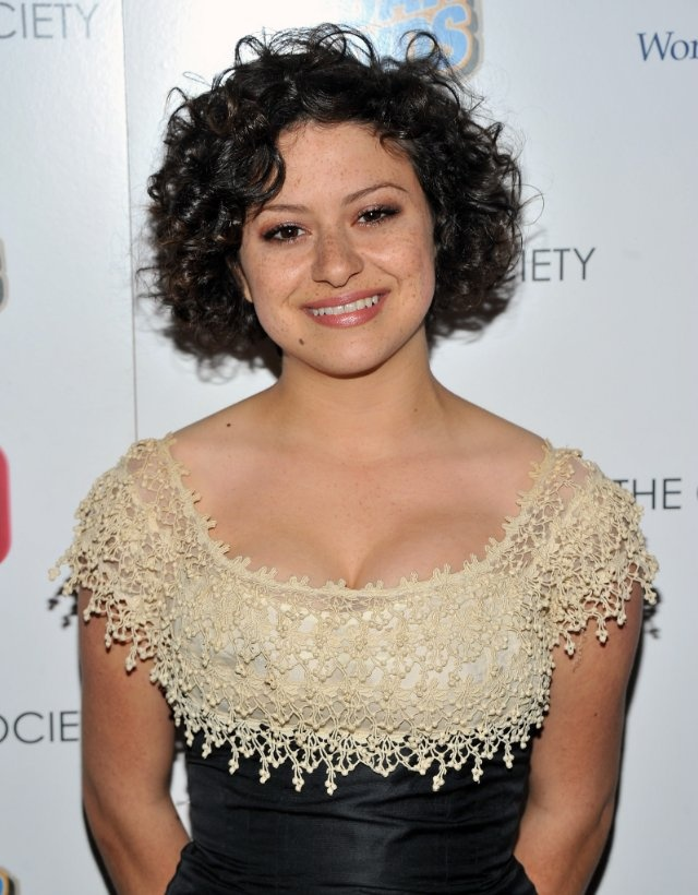 Alia Shawkat at event of Cedar Rapids