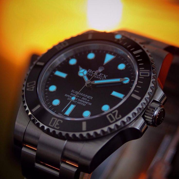 rolex submariner date nettdating test