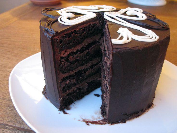 Rebar (Victoria, BC) Chocolate Cake