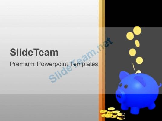 3283 best business powerpoint templates themes backgrounds images falling money in bank investment powerpoint templates ppt themes and graphics 0313 powerpoint templates toneelgroepblik Gallery