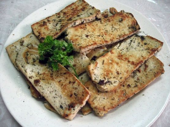Make and share this Tofurkey (Tofu Turkey) recipe from Food.com.