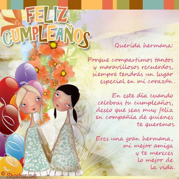 17 Best Images About Tarjetas De Cumpleaños On Pinterest
