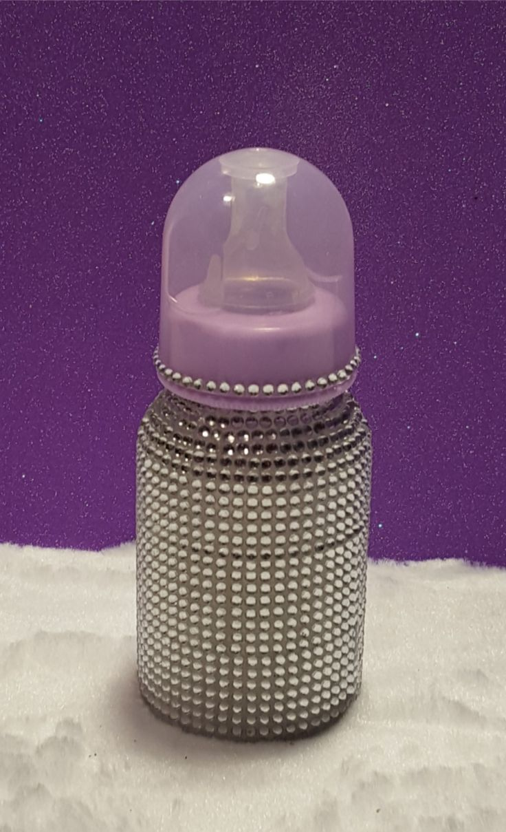 Heavenly Soft Baby Bling Bottle
