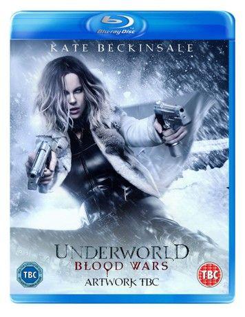 Underworld: Blood Wars [Blu-ray] [2017]