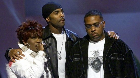 Aaliyah Biopic Casts Its Missy Elliott and Timbaland - Hollywood ...