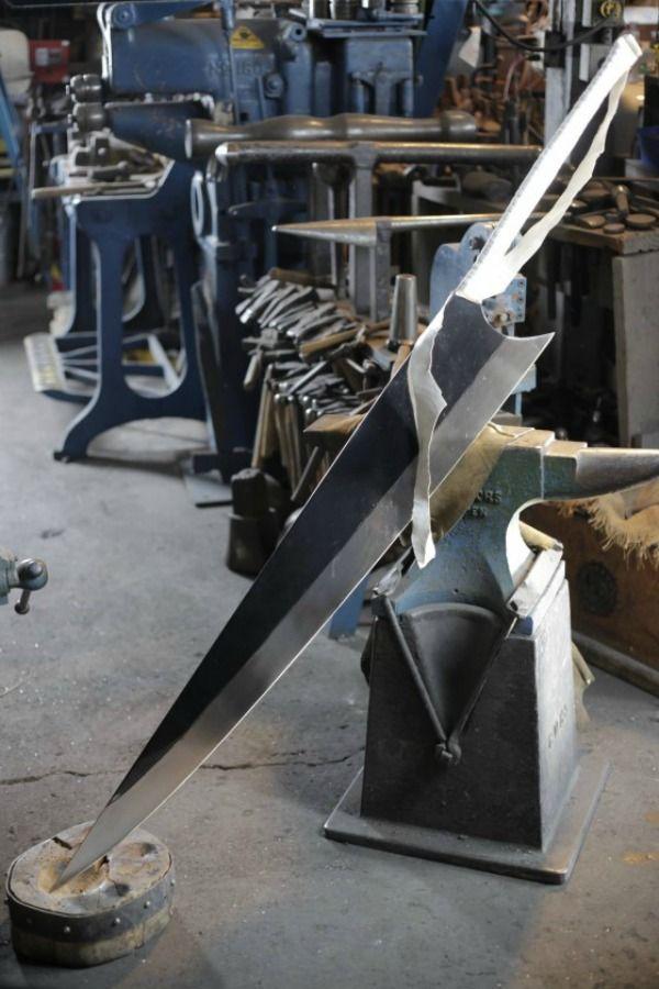 A Soul Reaper's Favorite Blade - Ichigo's Zangetsu Sword From BLEACH