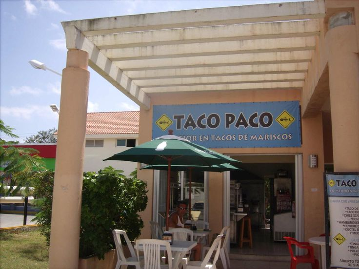 Paco Taco, Puerto Aventuras - Restaurant Reviews & Photos - TripAdvisor