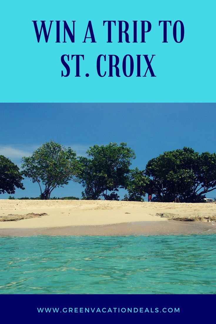 Win a trip to St. Croix. Travel giveaway with grand prize including 4 night stay in deluxe oceanfront room in St. Croix. Vacation Sweepstakes | St. Croix Travel Tips | Travel Sweepstakes | Win A Free Trip | St. Croix Vacations #stcroix #travel #sweepstakes #travelsweepstakes
