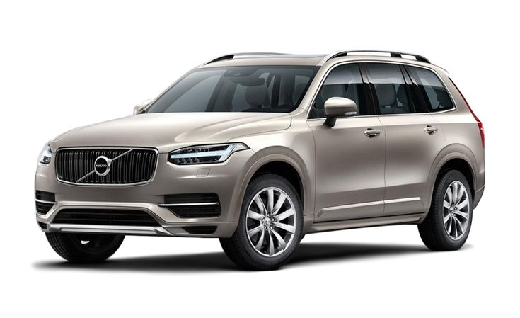 Volvo XC90 - Car and Driver