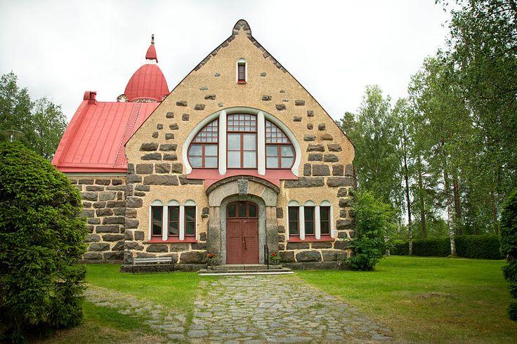 Church-of-Vuolijoki - Vuolijoki – Wikipedia