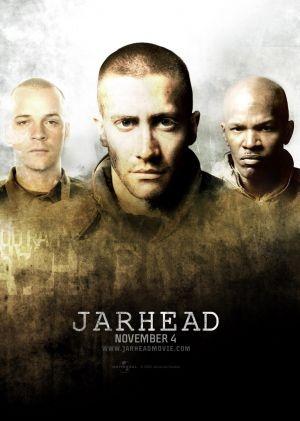 Jarhead with Jamie Foxx; Laz Alonso
