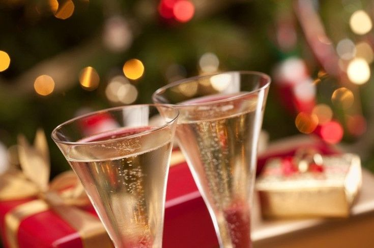 The season for celebrating is upon us, which means you probably have more occasions to drink than usual.