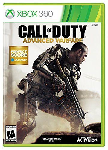 Call of Duty: Advanced Warfare - Xbox 360 www.videogamestore.info #Xbox360