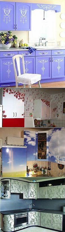 Как обновить старую мебель своими руками: покраска, декор, ротанг, оклейка, видео-инструкция, замена фасадов, фото, советы дизайнеров