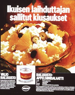 Cottage cheese ad