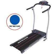New Portable Electric Treadmill Motorized Running Jogging Fitness Gym Machine