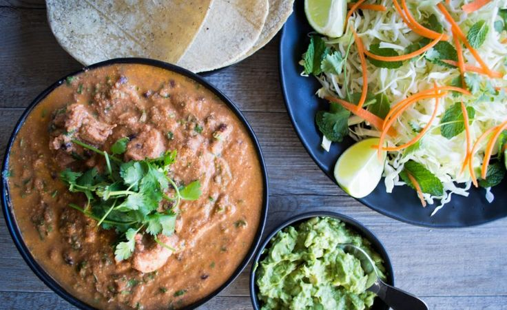 Well Nourished ⎮ Healthy Creamy Mexican Chicken (dairy-free)