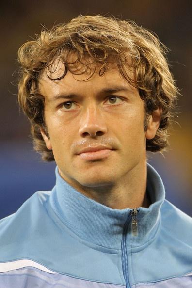 Diego Lugano - Uruguay team captain