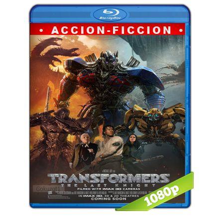Transformers 5 El Ultimo Caballero Full HD1080p Audio Trial Latino-Castellano-Ingles 5.1 (2017)