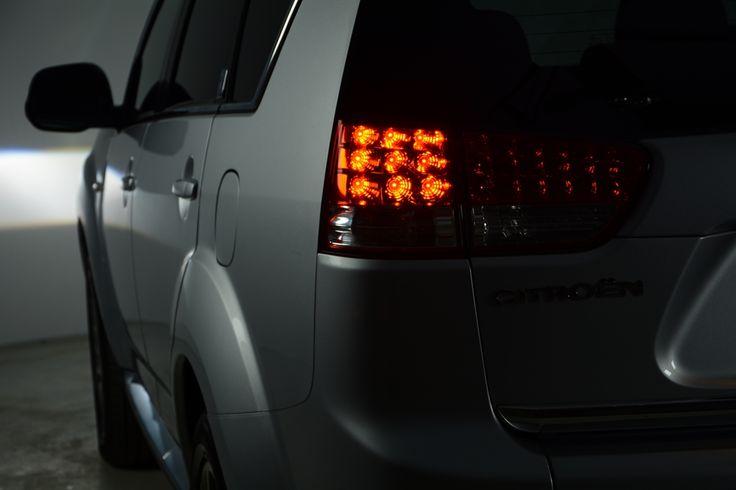 Citroën C-crosser backlight