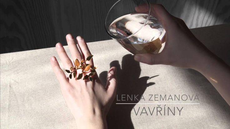 Lucie Zemanová: kolekce Vavříny
