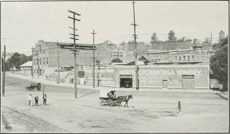 """Image from page 571 of """"Report on railroad grade crossing elimination and passenger and freight terminals in Los Angeles"""" (1920) 