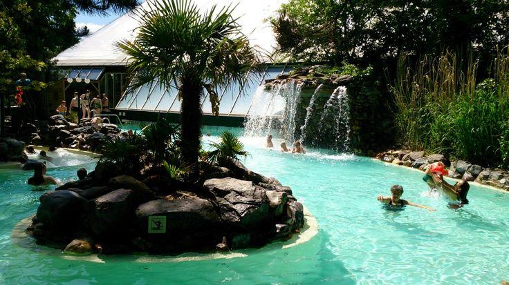 Het Heijderbos buitenzwembad
