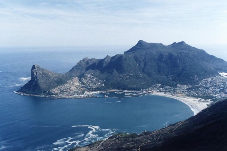 Fish and chips at Hout Bay harbour