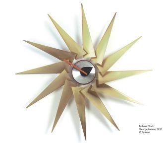 Turbine Clock Vitra