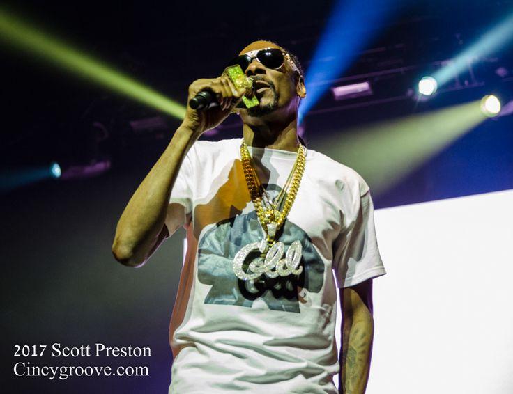 Photos – Snoop Dogg, 4/27/17, PNC Pavilion, Cincinnati, OH