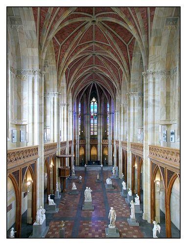 08.09.01.13.19 - Berlin, Friedrichswerdersche Kirche, Karl Friedrich Schinkel