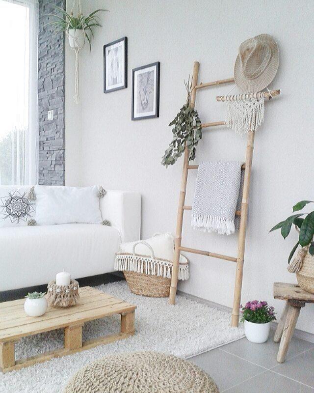 Die Besten 25+ Leiter Holz Ideen Auf Pinterest | Handtuchhalter