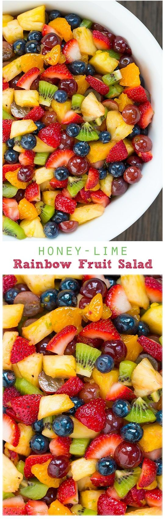 27 Healthy Fruit Salads for Those Who Hate Their Veggies ...