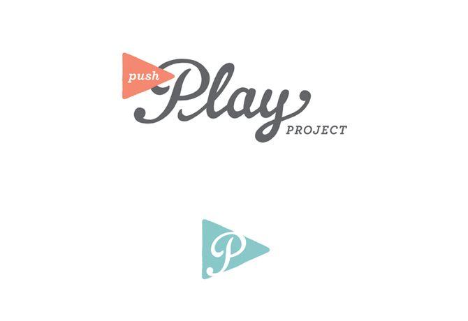 Push Play Project - Дженна МакБрайд: Графический и интерактивный дизайн