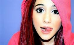This is ARIANA GRANDE!! xD The best singer/actor IN THE WHOLE WORLD!