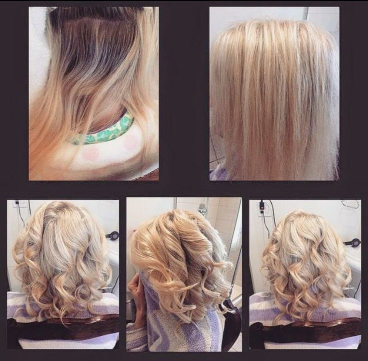 15 best hair extensions images on pinterest hair extensions root touch up highlights style via a touch of class boutique hair salon pmusecretfo Gallery