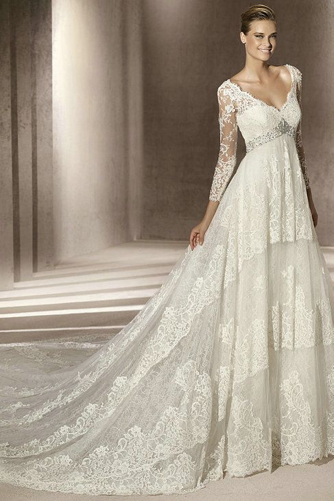 17 Best images about Wedding Gowns/Veils on Pinterest | Maggie ...