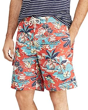 7edf2f87d POLO RALPH LAUREN KAILUA TROPICAL-PRINT SWIM TRUNKS.  poloralphlauren  cloth