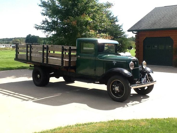 1934 Ford Model BB 1 1/2 Ton for sale #1876208 | Hemmings Motor News | Classic Automotive ...