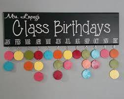 Μέσα σ'ένα σεντουκάκι...: Δωράκια για τα γενέθλια των παιδιών της τάξης.