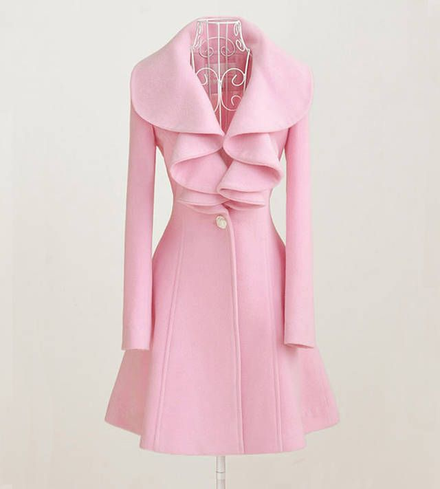 I don't usually like pink at all, but there's something about this I love. It reminds me of cotton candy I think!