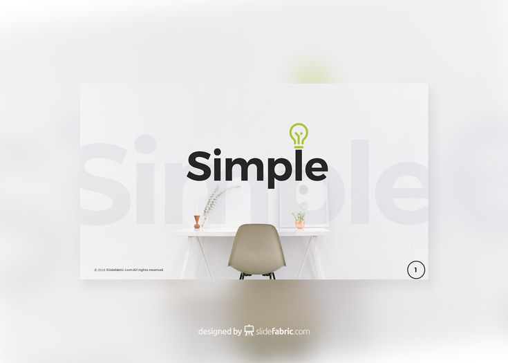 32 best Simple PowerPoint Templates images on Pinterest Simple - simple powerpoint templates